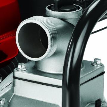 Einhell Benzin Wasserpumpe Anschluss Druckseite