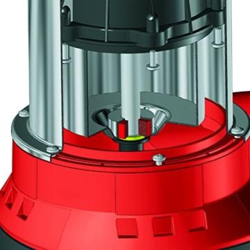 Einhell Schmutz- und Klarwasserpumpe GE-DP 7330 LL ECO Detailansicht