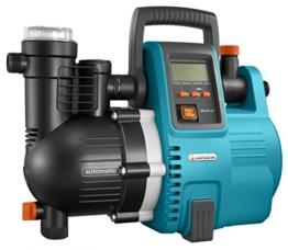 GARDENA Comfort Hauswasserautomat 5000/5E LCD