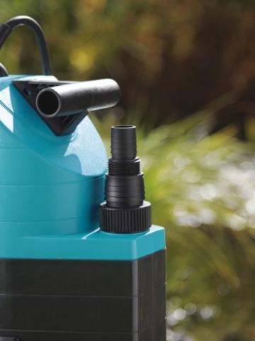 gardena comfort schmutzwasser pumpe 13000 aquasensor gartenpumpen. Black Bedroom Furniture Sets. Home Design Ideas