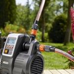 GARDENA 6000/6E – Gartenpumpe mit Druckschalter