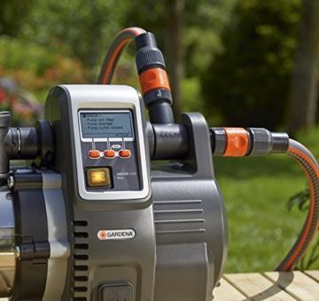 GARDENA Premium Hauswasserautomat 6000/6E Detailansicht
