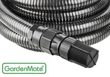 GardenMate® 4m Ansaugschlauch Ø 1 Zoll Saugseite