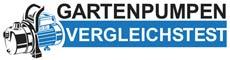Gartenpumpe Test Logo