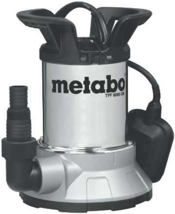Metabo 250660006 Flachs.Tauchpumpe TPF6600SN