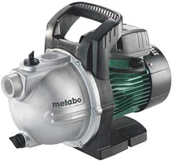 Metabo Gartenpumpe P 4000 G, 60096400 Seitenansicht