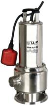 T.I.P. 30072 Schmutzwasser Tauchpumpe Edelstahl Extrema 300/10 Pro